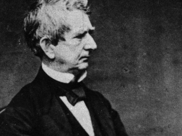 President Lincoln appointed William Henry Seward secretary of state in 1861.  He served until 1869.