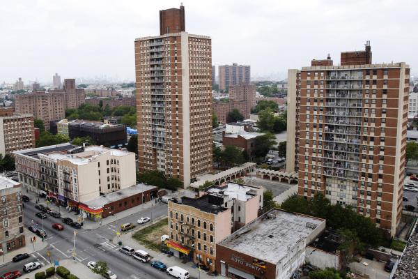 The Brownsville section of New York's Brooklyn borough has long been considered one of the city's most dangerous neighborhoods. The Brooklyn-based Justice Mapping Center has been tracking the cost of incarcerating residents of neighborhoods like Brownsville, block by block, for almost 15 years.