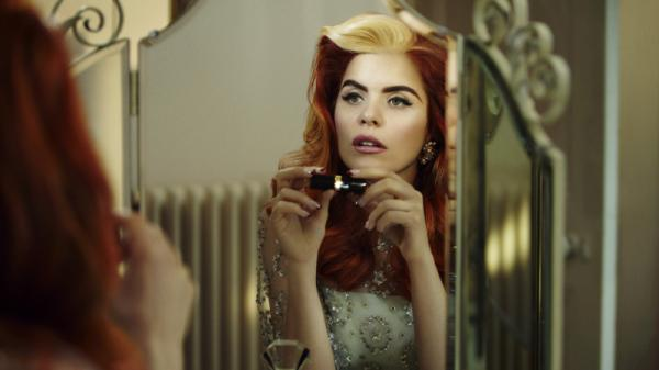 Paloma Faith's newest album is called <em>Fall to Grace</em>.