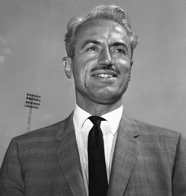 Marvin Miller, who rocked baseball, in 1966.