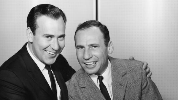 "The new five-DVD, one-CD box set <em>The Incredible Mel Brooks</em> is crammed full with comedy gold — and includes Brooks and Carl Reiner (above) doing their iconic skit ""The 2,000-Year-Old Man."""