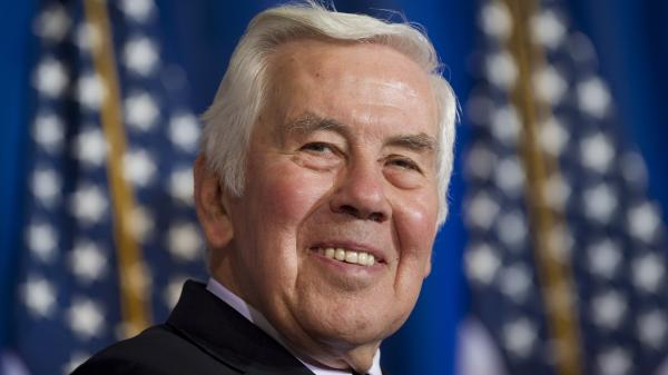 Indiana Republican Sen. Richard Lugar