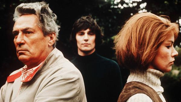 John Schlesinger's 1971 film <em></em> <em>Sunday Bloody Sunday</em> has just been released on Blu-ray. The film's complex love triangle starred Peter Finch, Murray Head and Glenda Jackson.