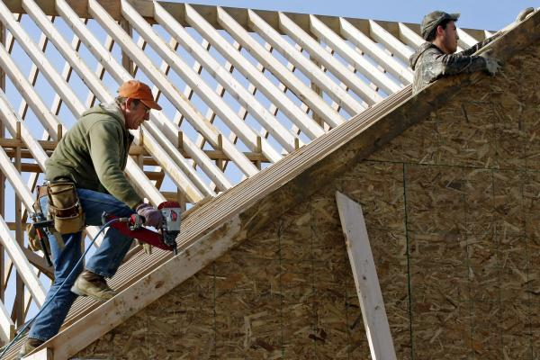 New homebuilding reached a 4 1/2 year high in December, welcome news for an industry that lost 2 million jobs during the downturn. Despite those job losses, the sector is experiencing a labor shortage in some parts of the U.S.