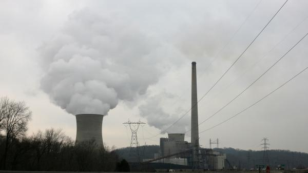 The Big Sandy Power Plant, 4 miles north of Louisa, is the biggest industry in Lawrence County. Local residents blame President Obama's environmental policies for the company's plans to close the plant in 2015.