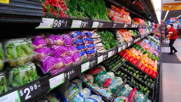 Wal-Mart claims that 11 percent of the produce in its stores now comes from local farms.