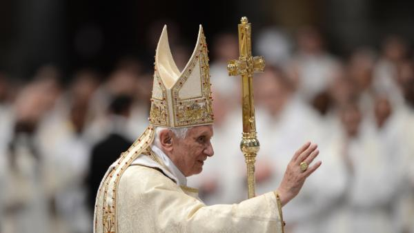 Pope Benedict XVI, who announced his resignation Monday, was an ardent defender of Catholic tradition. For a quarter-century before he become the pontiff in 2005, he served as the chief enforcer of Catholic orthodoxy.