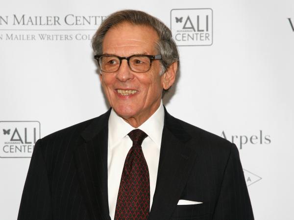 Robert Caro, who won the National Book Critics Circle Award in biography, at a gala at the Norman Mailer Center in New York.