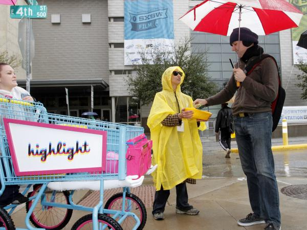 """At SXSW 2012, the app """"Highlight"""" was touted but failed to break out like Foursquare or Twitter in years prior."""