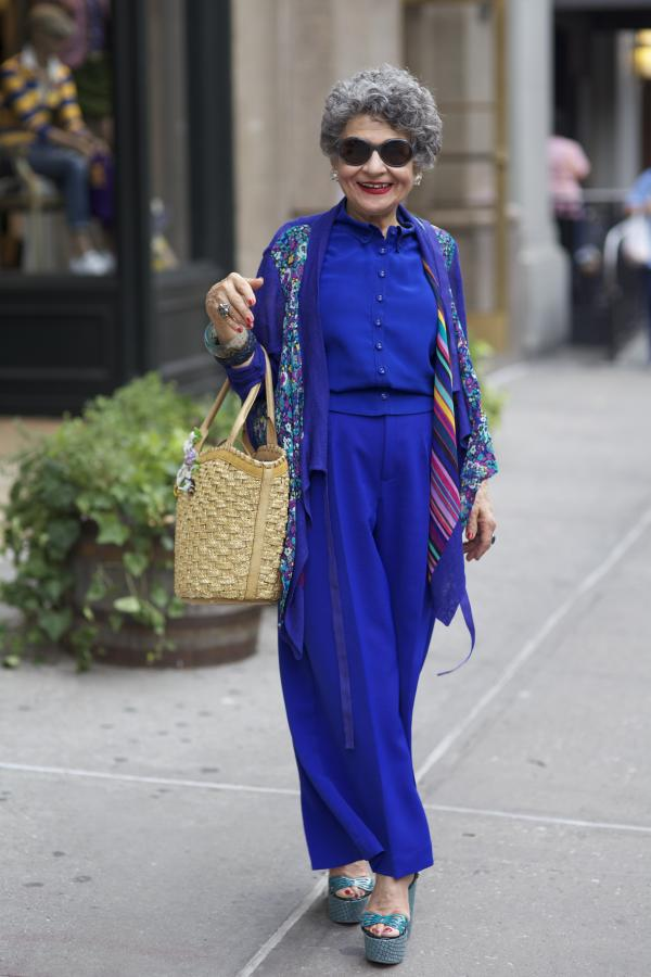 Mary, New York, 2012