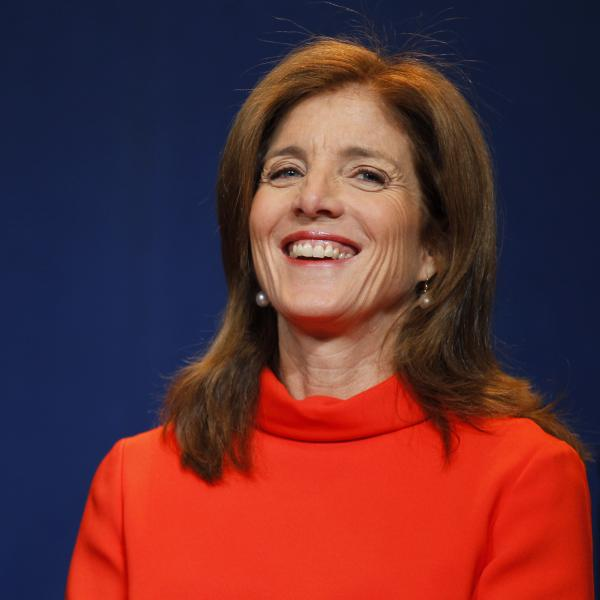Caroline Kennedy in May 2012.