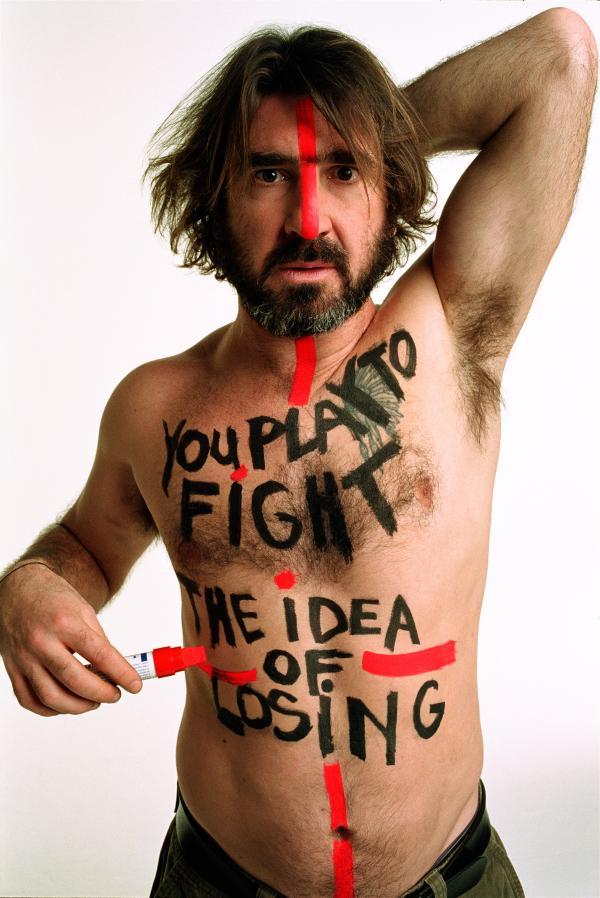 <em>Eric Cantona,</em> 1984