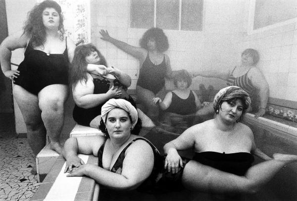 <em>Club Allegro Fortissimo,</em> Paris, 1990