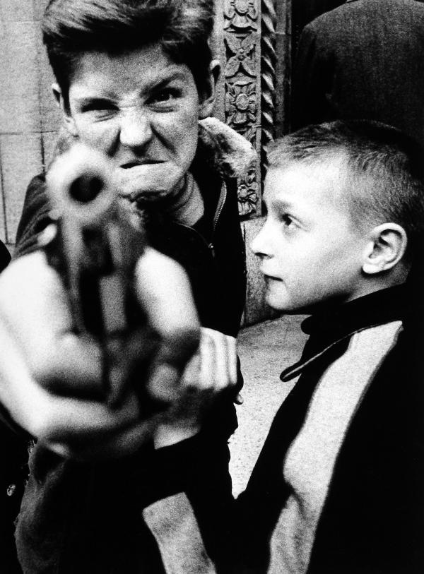 <em>Gun 1,</em> New York, 1955