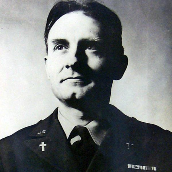 This undated U.S. Army photo shows Kapaun.