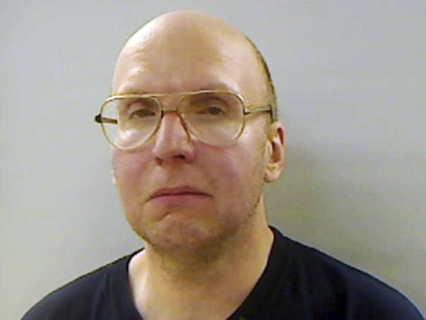 Christopher Knight, 47, has been charged with stealing food and other items from a camp in Rome, Maine. Knight's years of living in isolation earned him the nickname of the North Pond Hermit.