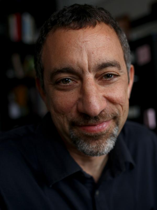"Joe Richman, founder and executive director of <a href=""http://www.radiodiaries.org/"">Radio Diaries</a>."