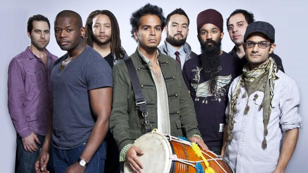 Red Baraat.