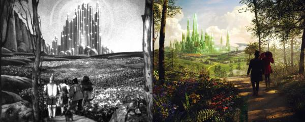 The 1939 film <em>The Wizard Of Oz</em> was rated G. The 2013 film <em>Oz the Great and Powerful</em> was rated PG. The difference? Maybe a little violence and a womanizing leading man.