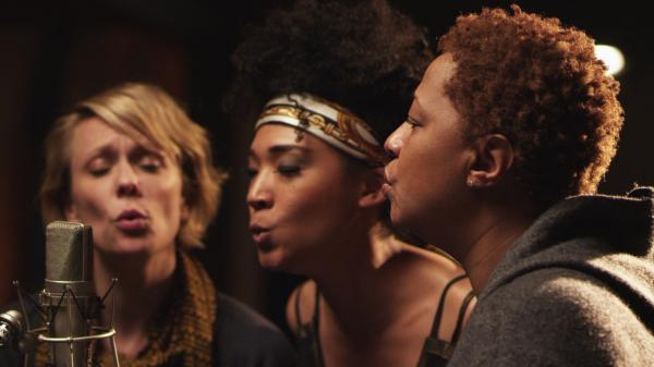 Jo Lawry, Judith Hill and Lisa Fischer are three of the backup singers featured in <em>Twenty Feet From Stardom.</em>