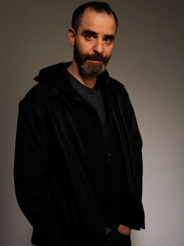 David Rakoff, seen here in 2010, worked on <em>Love, Dishonor, Marry, Die, Cherish, Perish</em> for a decade, finishing shortly before his death in 2012.