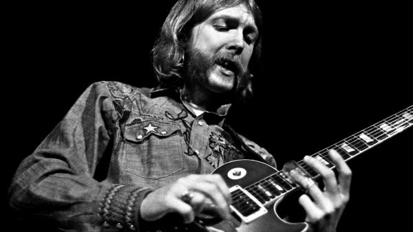 Duane Allman of The Allman Brothers Band lived to play music. A new box set, <em>Skydog</em>, collects the work he produced before his death in 1971.