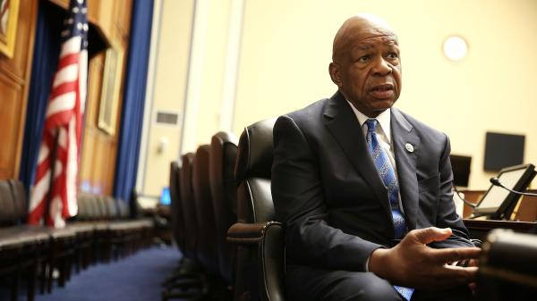 Democratic Rep. Elijah Cummings of Maryland is a ranking member of the House Committee on Oversight and Government Reform. He's released documents that suggest that the IRS targeted progressives as well as Tea Party groups.