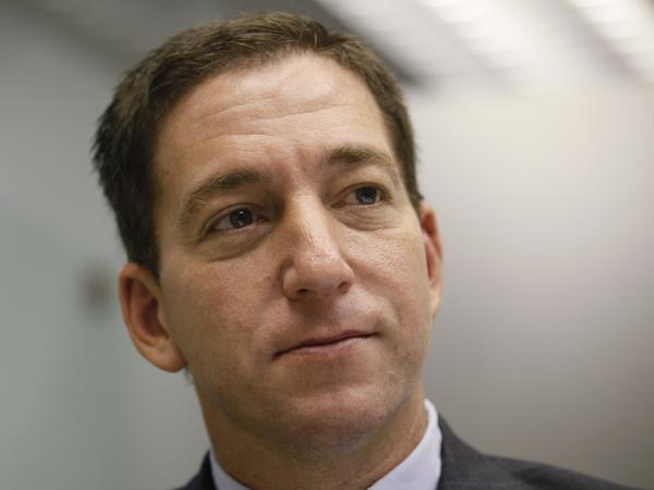 Glenn Greenwald, columnist/blogger/lawyer/advocate.