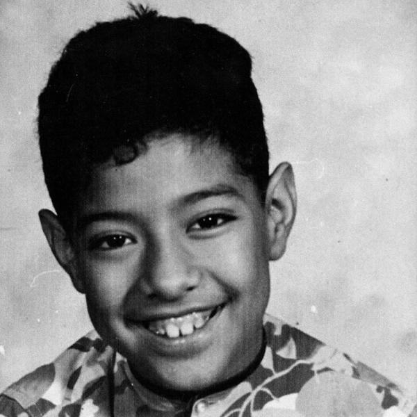 Twelve-year-old Santos Rodriguez was shot and killed by a police officer in Dallas on July 24, 1973.