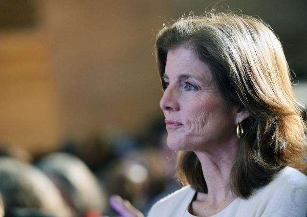 Caroline Kennedy in February of 2013.