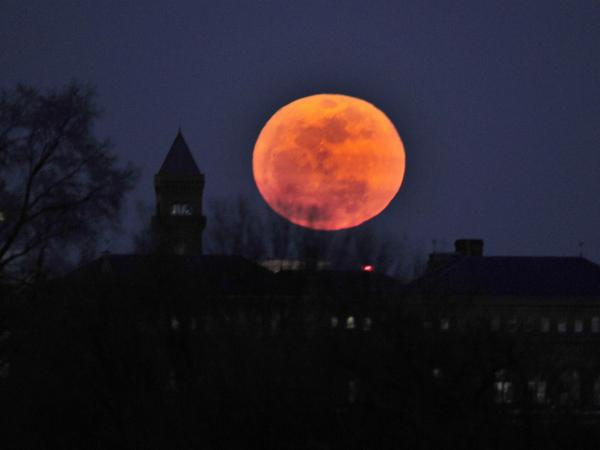 Scientists have a new hint of evidence that a full moon can disturb sleep. (And not just because it's romantic.)