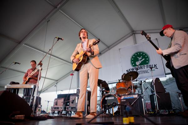Justin Townes Earle broadens his roots-country sound to incorporate folk and gospel music.