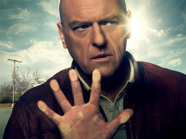 Dean Norris, still under that dome. And there for a while.