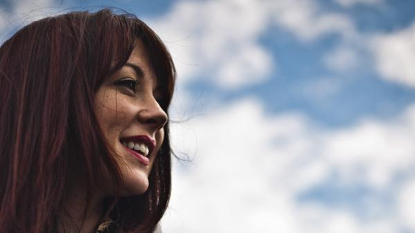 Amanda Shires' new album is called <em>Down Fell the Doves</em>.