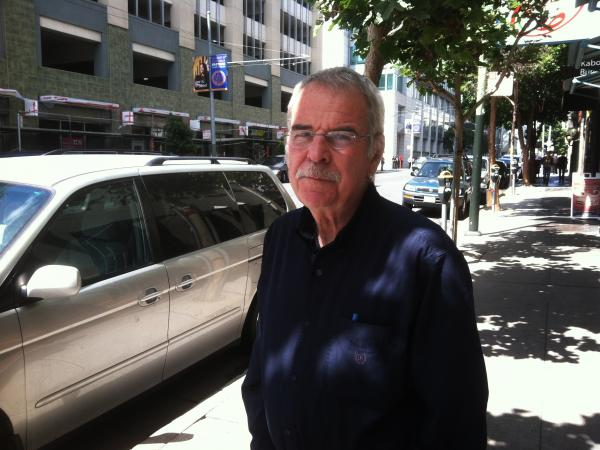 Tom Oviatt, 64, a former apparel store owner in San Francisco, has mostly been sleeping in his car the past nine months.