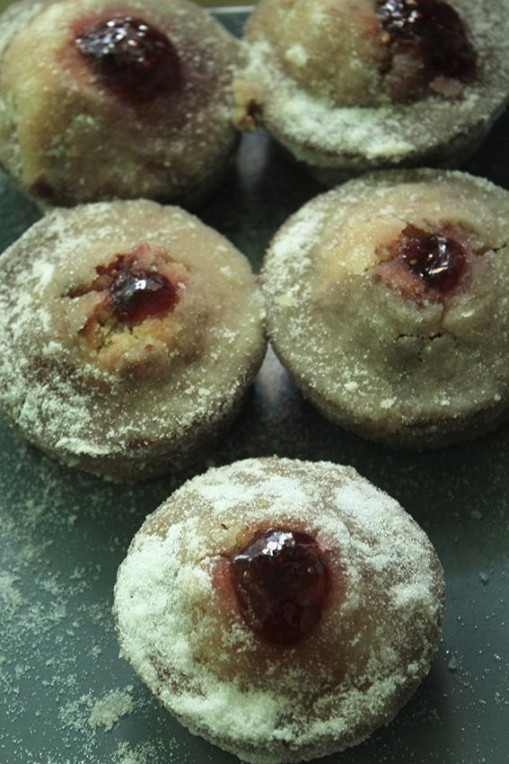 Vo was already beloved by customers for her duffin, a cake doughnut filled with jam, which she created a few years ago.
