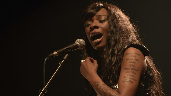 Buika's latest album, her first as both the producer and performer, is titled <em>La Noche Más Larga.</em>