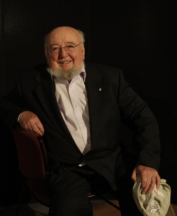 Thomas Keneally is an Australian author. His Booker Prize-winning novel <em>Schindler's Ark </em>was adapted into Steven Spielberg's <em>Schindler's List. </em>