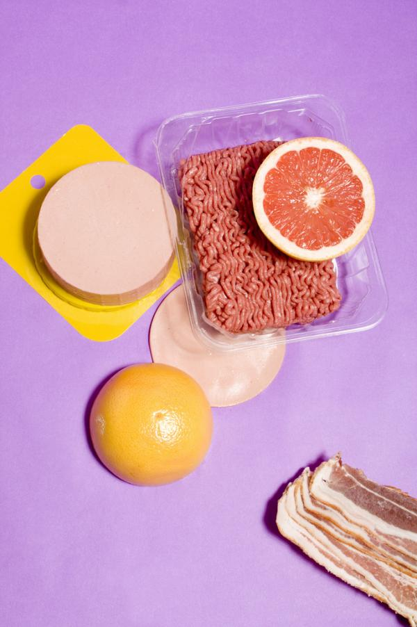 <strong>The Hollywood or Grapefruit Diet:</strong> Followers eat half a grapefruit with every meal in the belief that enzymes in the fruit somehow magically break down fat (no, they don't). It's a low-carb diet that calls for lots of dietary fat and protein. Pass the bacon.