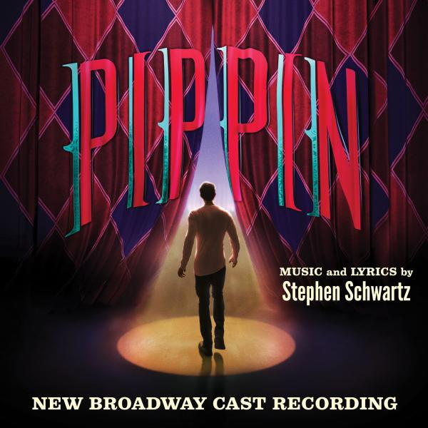 The new cast recording of <em>Pippin.</em>