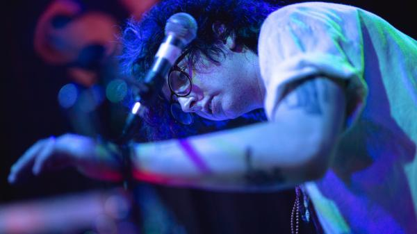 Youth Lagoon performs live at NPR Music's SXSW showcase in March 2013.