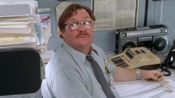 Can you please keep your Geto Boys down? I'm looking for my stapler.