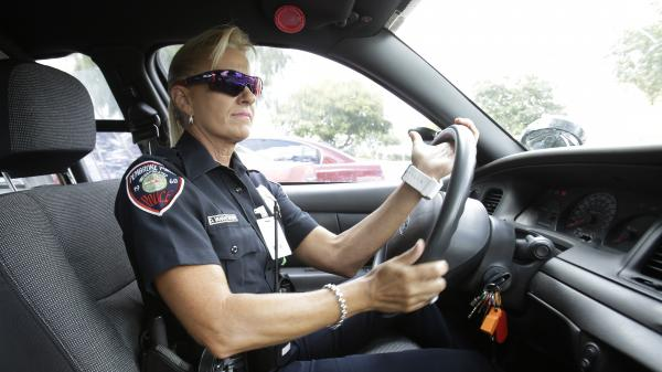 Dara Van Antwerp, an armed school resource officer, will be permanently stationed at Panther Run Elementary School in Pembroke Pines, Fla. Across the country, schools have increased security after the Sandy Hook Elementary School shootings in Newtown, Conn., last year.