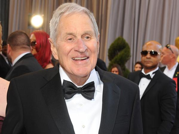 Ray Dolby arriving for the 85th Academy Awards at the Dolby Theatre, Los Angeles.