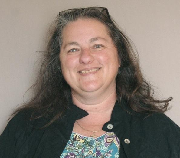 Karin Porch is a responder for the veterans hotline.