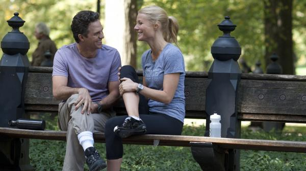 Mark Ruffalo and Gwyneth Paltrow star in <em>Thanks for Sharing, </em>a heartfelt if overstuffed take on addiction and recovery.