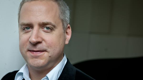 Jeremy Denk's new recording of Bach's <em>Goldberg Variations</em> comes out Sept. 30.
