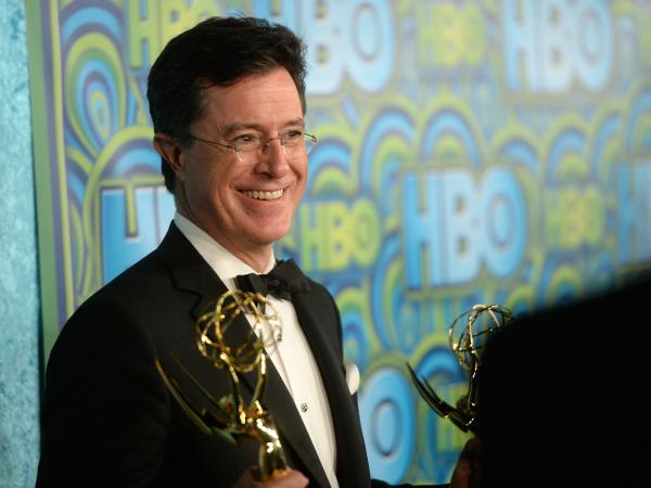 Sunday night, Stephen Colbert and <em>The Colbert Report</em> broke a 10-year Emmy streak by Jon Stewart and <em>The Daily Show</em>.