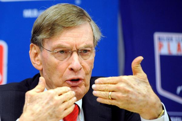 Major League Baseball Commissioner Bud Selig in 2011.