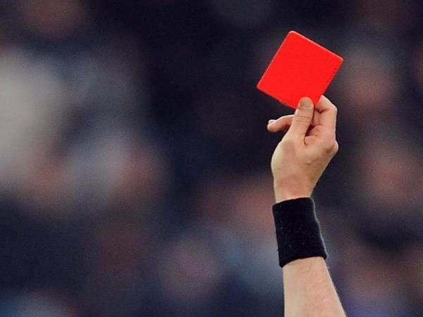 Will Qatar get a red card (a soccer official's way of signaling a player has been ejected) for labor practices at World Cup-related construction sites?